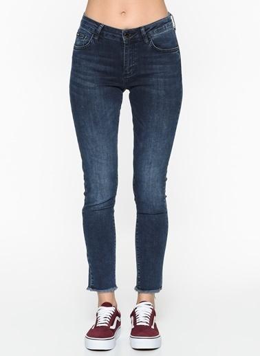 Lee Cooper Jean Pantolon | Amy - Midrise Skinny Lacivert